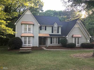 Winder Single Family Home New: 232 Hidden Ct