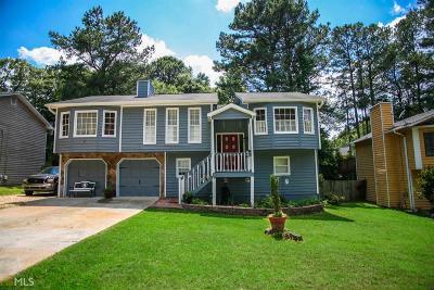 Lawrenceville Single Family Home New: 1750 Kristi Dr