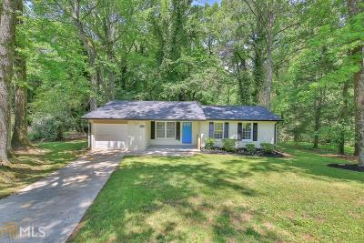 Decatur Single Family Home New: 2853 Norgate Ct