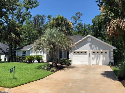 Kingsland GA Single Family Home New: $279,000