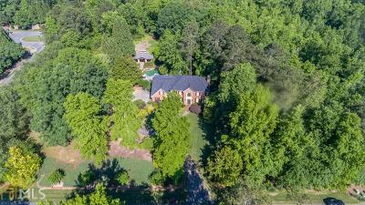 Roswell Single Family Home New: 12800 Bucksport Dr