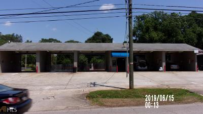 Stone Mountain Commercial For Sale: 6700 James B Rivers Memorial Dr