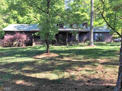Gordon County Single Family Home For Sale: 3660 Rome Rd