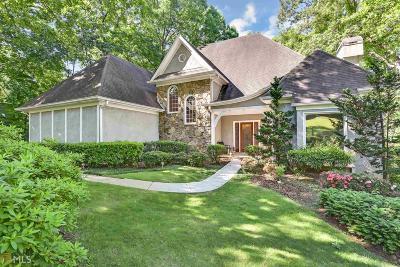 Sandy Springs Single Family Home For Sale: 205 Grogans Lndg