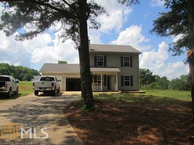 Griffin Single Family Home New: 109 Hillsborough Ct