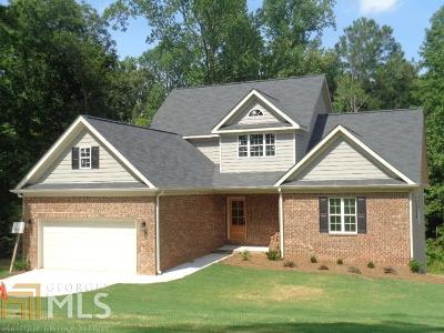 Loganville Single Family Home New: 2102 Summit Court