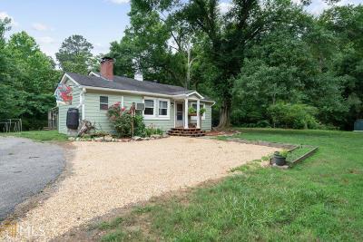 Marietta Single Family Home New: 1180 Liberty Hill Rd #4.65 AC