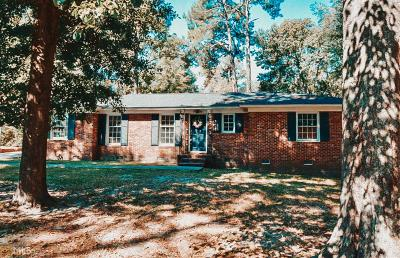 Statesboro Single Family Home New: 5 Cromartie