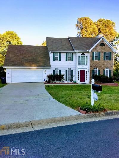 Lawrenceville Single Family Home New: 385 Seneca Dr