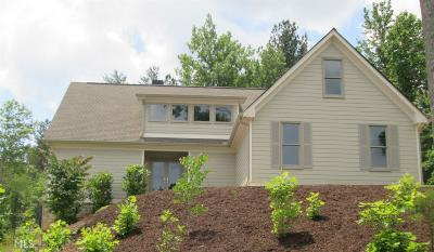 Dawson County Single Family Home New: 76 Black Oak