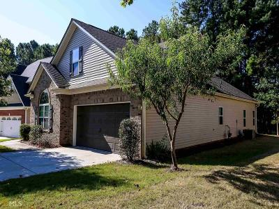 Newnan Single Family Home New: 26 Greenview Dr