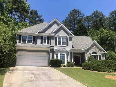 Smyrna Single Family Home New: 3951 Harmony Walk Way