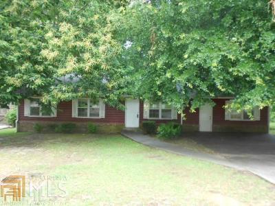 Rockdale County Single Family Home New: 4861 Cherokee Way