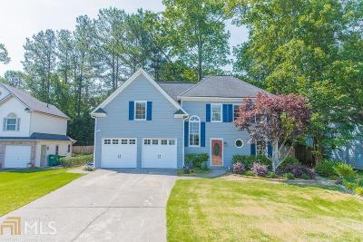Woodstock Single Family Home New: 605 Radford Cir