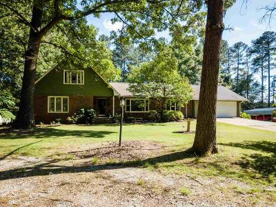 Winder Single Family Home For Sale: 1146 Carl Bethlehem Rd