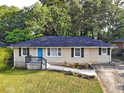 Decatur Single Family Home New: 2609 Glenvalley Dr
