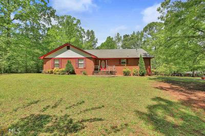 Griffin Single Family Home New: 1075 Futral