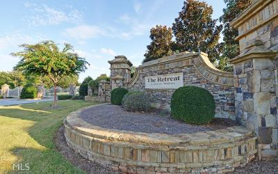 Flowery Branch Residential Lots & Land For Sale: 5345 Retreat Dr
