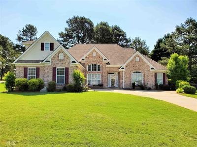 McDonough Single Family Home New: 802 Archie Dr