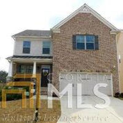 Mableton Single Family Home New: 5914 SE High Hampton Ln
