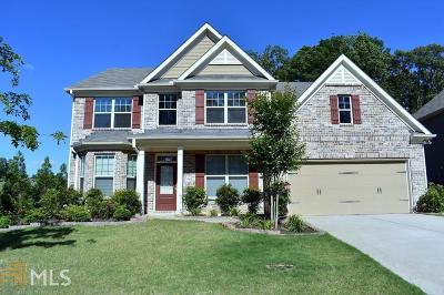 Forsyth County Single Family Home New: 2155 Cherrywood Lane