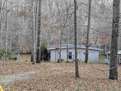 Butts County Single Family Home For Sale: 124 Collins Rd