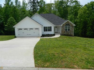 Gainesville Single Family Home New: 3863 Berkshire Ridge Dr #7