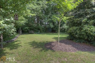 Atlanta Single Family Home New: 2301 Melante Drive
