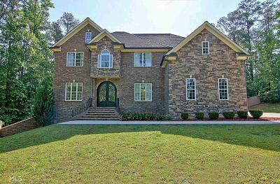 Fayette County Single Family Home New: 150 Edenton Estates Dr