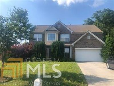 Austell Single Family Home New: 4015 Castile