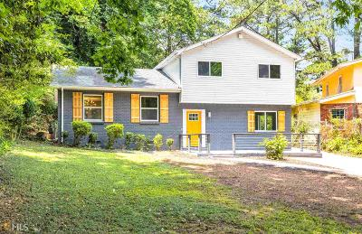 Decatur Single Family Home New: 2247 Green Forrest Dr