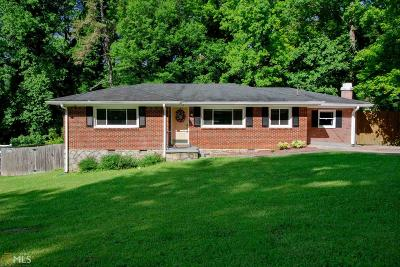 Decatur Single Family Home New: 3173 Pinehill Dr