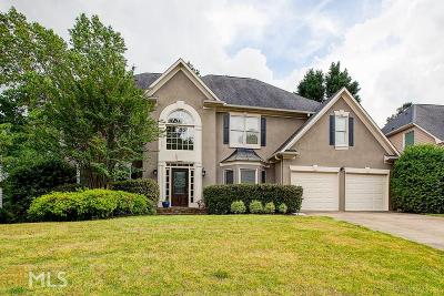Single Family Home New: 321 Ironhill Trace