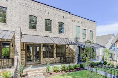 Condo/Townhouse New: 1208 Wharton Ct #50