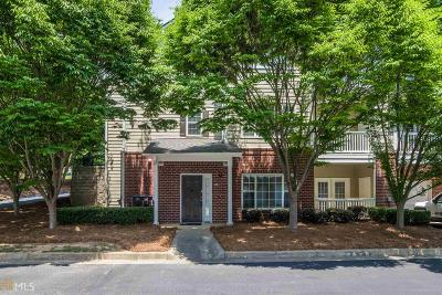 Alpharetta Condo/Townhouse New: 6020 Woodland Ln