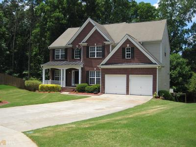 Buford Single Family Home New: 3620 Devenwood Way