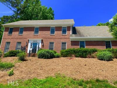 Lilburn Single Family Home New: 5204 Bowers Brook Dr
