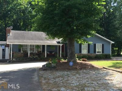 Covington Single Family Home New: 35 Dogwood Ln
