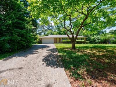 Stone Mountain Rental For Rent: 460 Oak Hill Cir