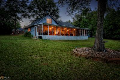 Milledgeville, Sparta, Eatonton Single Family Home New: 347 Village Ln #49