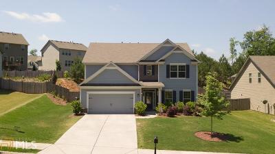 Cumming Single Family Home New: 4245 Spring Ridge Dr