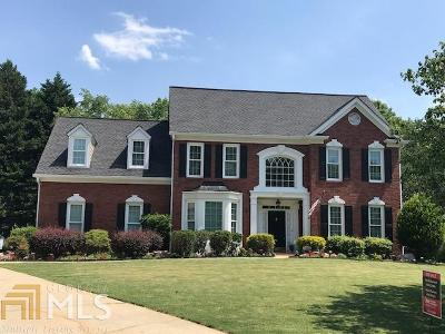 Suwanee Single Family Home New: 3460 White Fox Ln #105