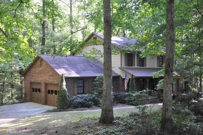 Acworth Single Family Home For Sale: 5985 Fords Rd