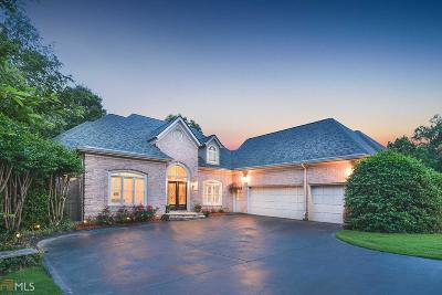 Alpharetta Single Family Home New: 260 Stoney Ridge Dr