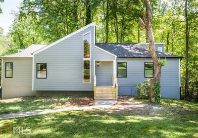 Marietta Single Family Home New: 3090 Holly Mill Run