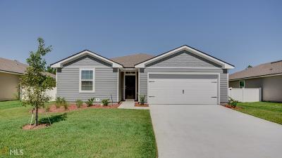 Kingsland GA Single Family Home New: $188,990