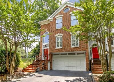 Atlanta Condo/Townhouse New: 895 Embassy Court NE