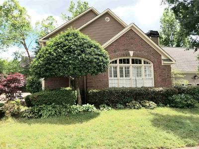 Brookhaven Single Family Home New: 1129 Ashton Trace