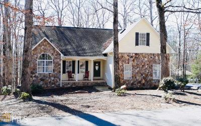 Hiawassee Single Family Home New: 2201 Cedar Cliff Rd