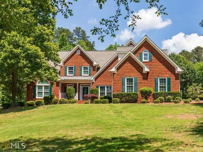 Gwinnett County Single Family Home New: 4855 Moore Rd